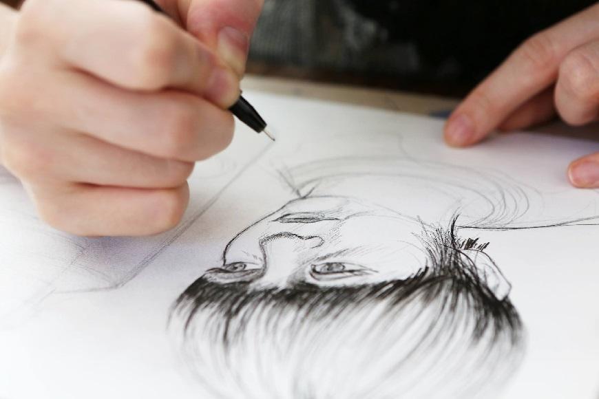 come-fare-un-ritratto-a-matita-realistico
