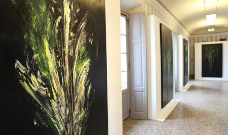 Claudio Palmieri, la mostra